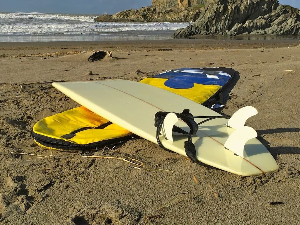 Rareform Daylight Noserider Surfboard Bag Review