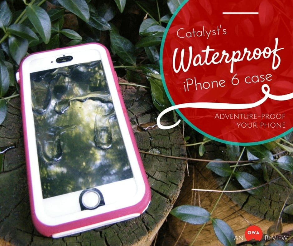 Review  Catalyst Waterproof iPhone 6 Case • Outdoor Women s Alliance 25e466741