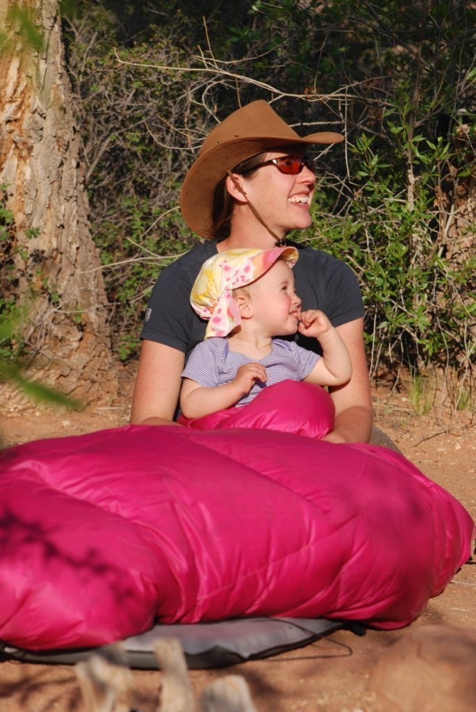 Packrafter, Garage Grown Gear Entrepreneur and Outdoor Mom