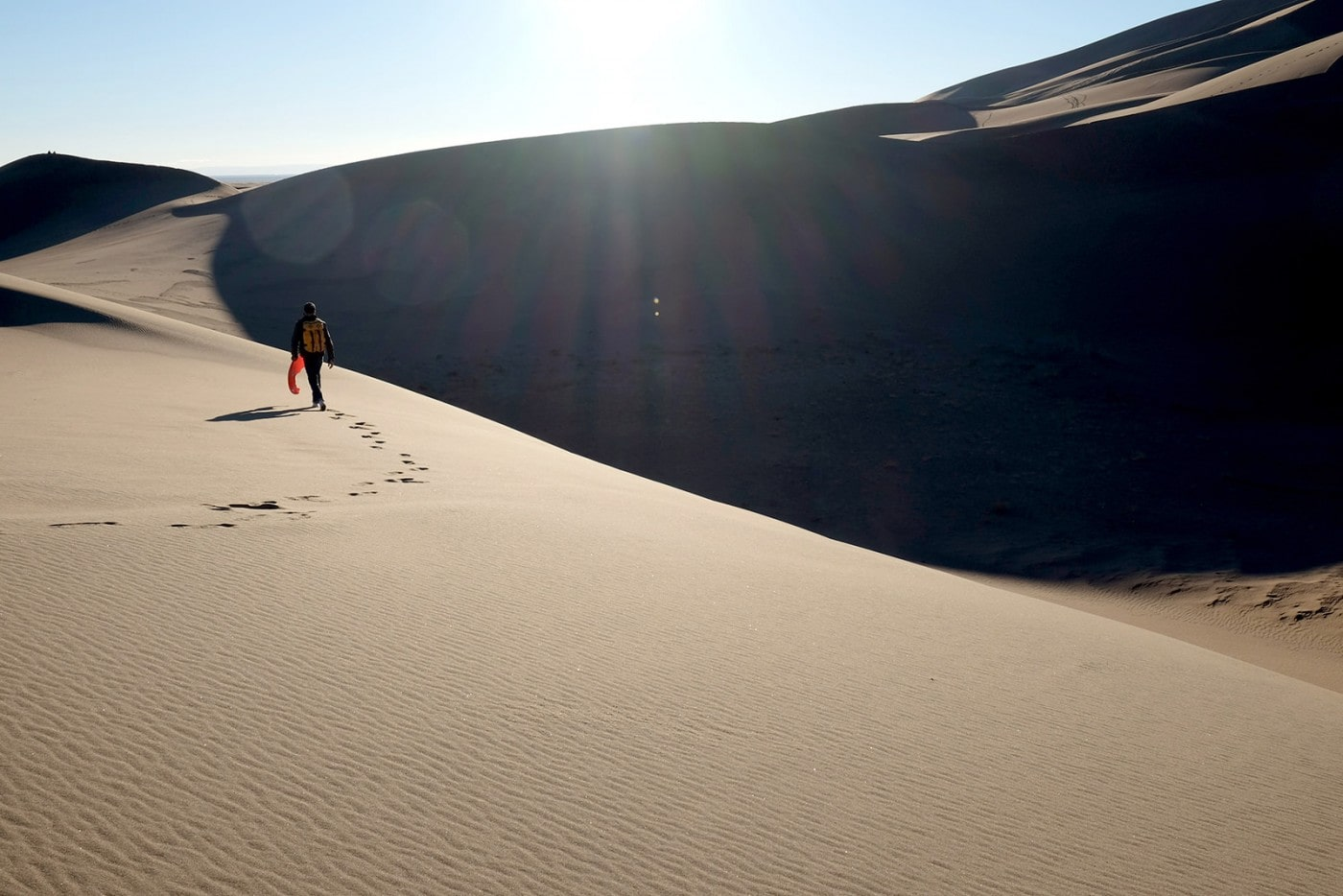 Sand Dunes National Park Photo Gallery