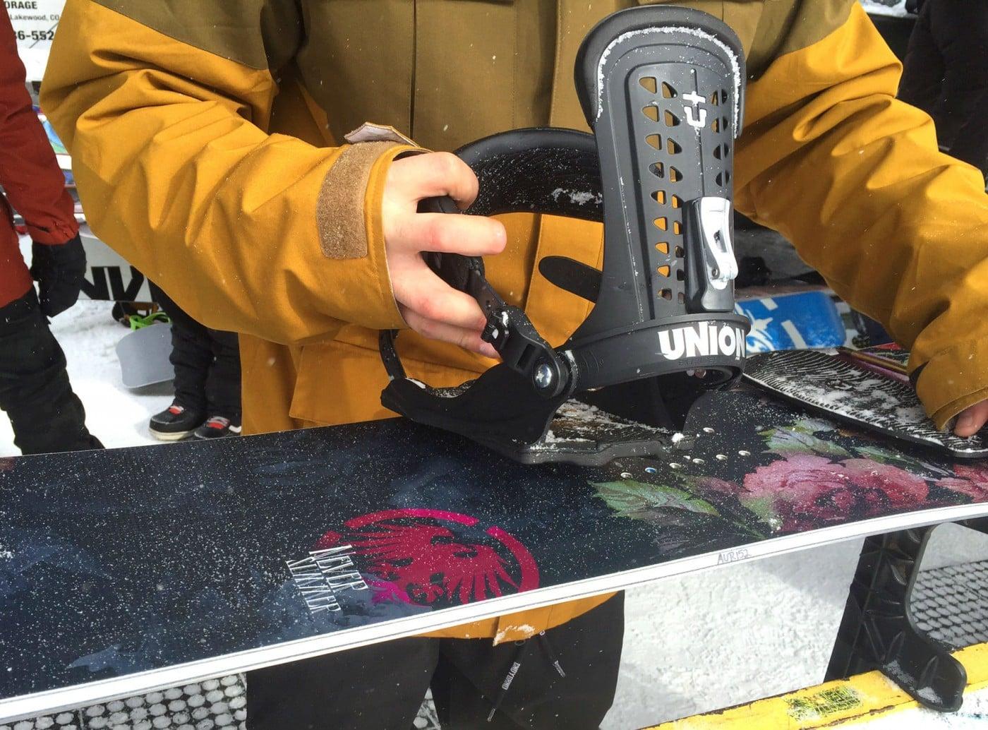 Women's Best Ski & Snowboard 2017 Union Bindings