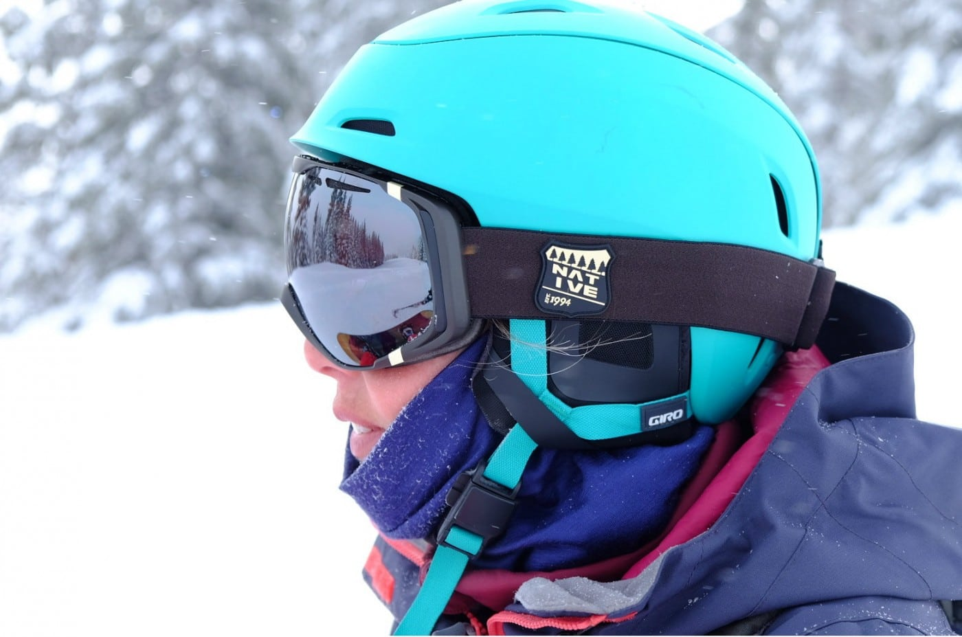 Best Women's Ski and Snowboard Gear 2017 Native Upslope Goggles
