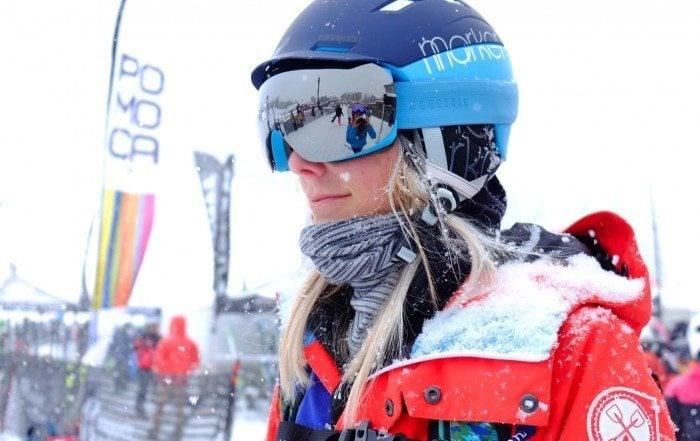 Searching for the best women's ski and snowboard gear 2017 SIA