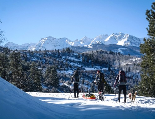 Unstoppable: Backcountry Skiing while Pregnant