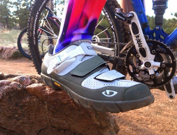 Women's Giro Terradura Mountain Bike Shoe Review MTB