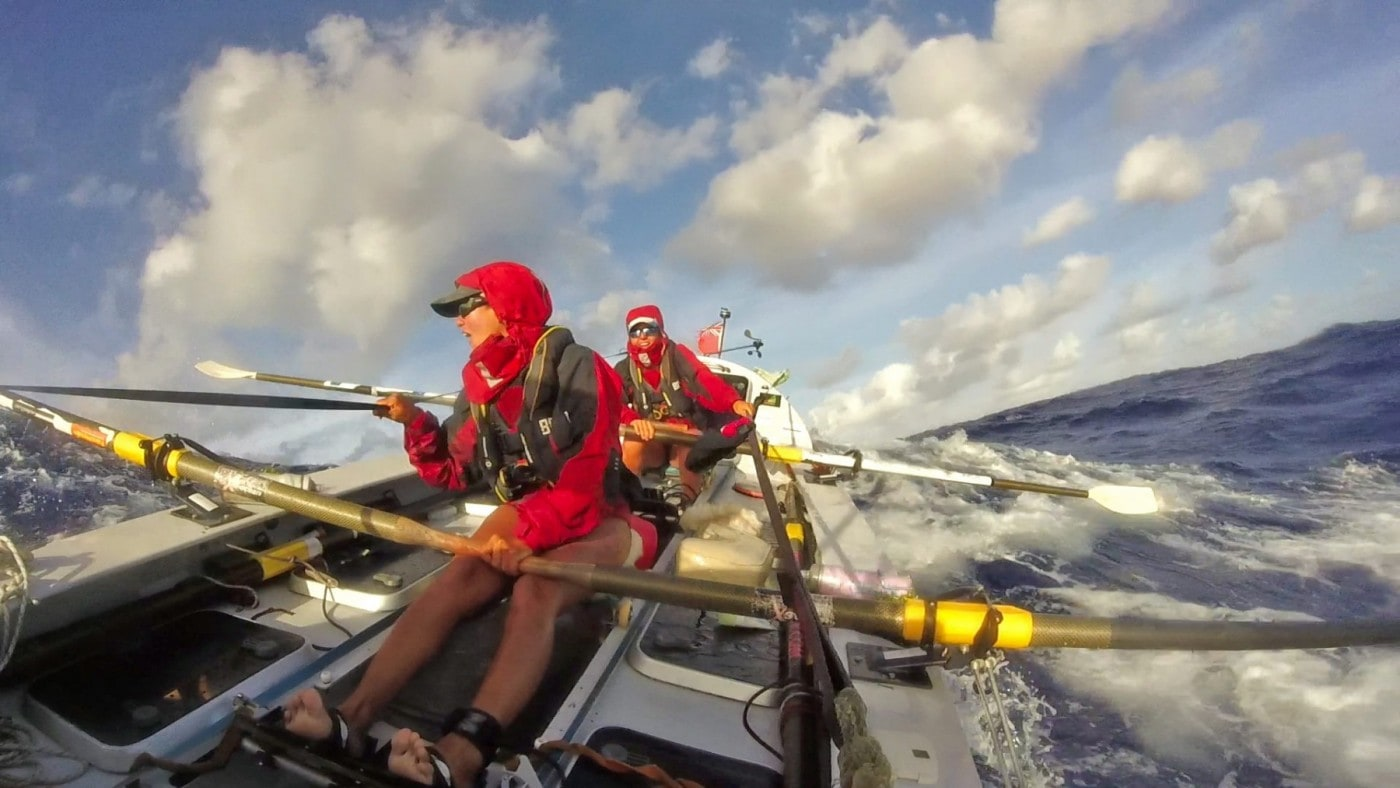 Women Set Record Rowing Pacific Ocean: Read more about their adventure on @outdoorwomen.