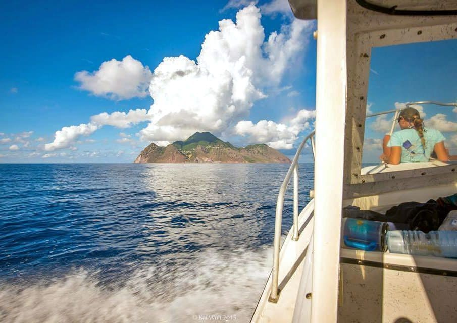 Diving to Preserve Caribbean Ecosystems - Saba Island