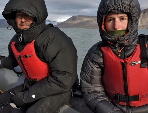 Scientific Adventure: Greenland's Caves & Climate Change (Part II)