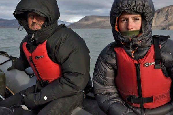 Scientific Adventure Greenland Caving Climate Change