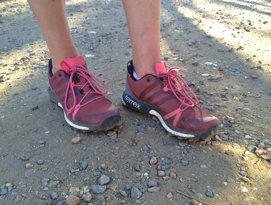 Women's Trail Running Shoe Review- Adidas Terrex