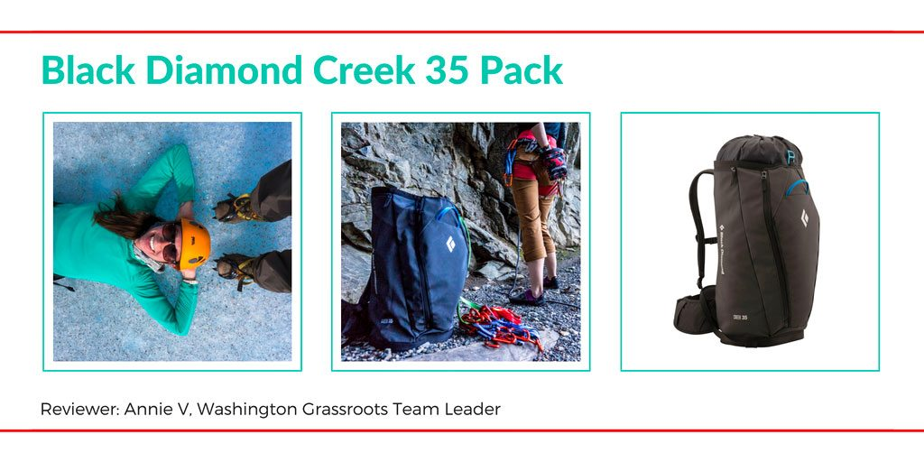 Black Diamond Creek 35 Pack