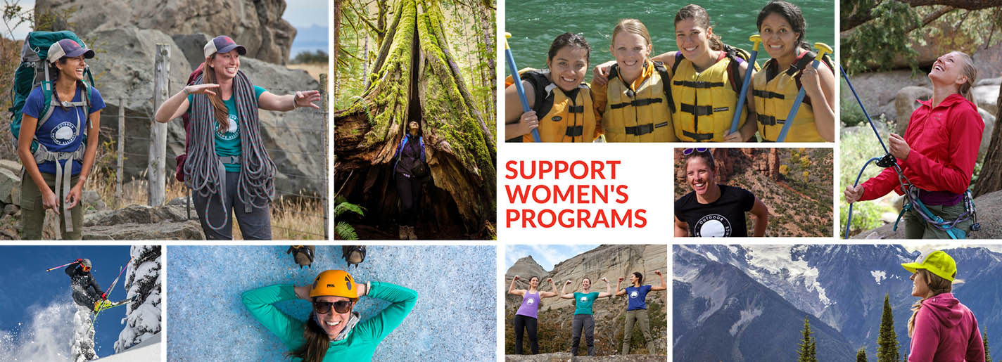 Donate to Outdoor Women's Alliance