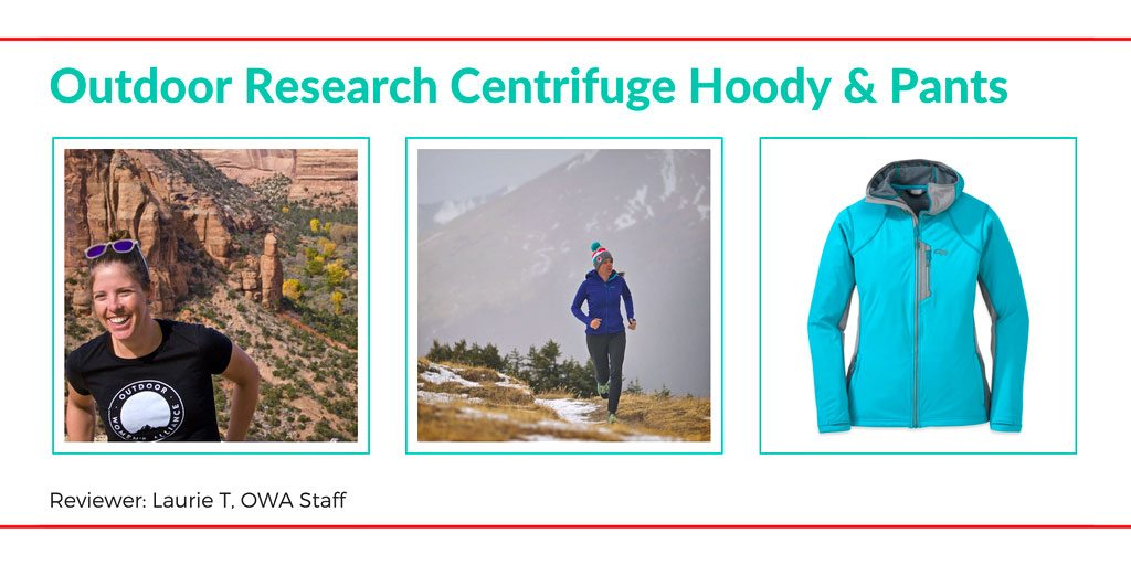 Outdoor Research Centrifuge Hoody and Pants