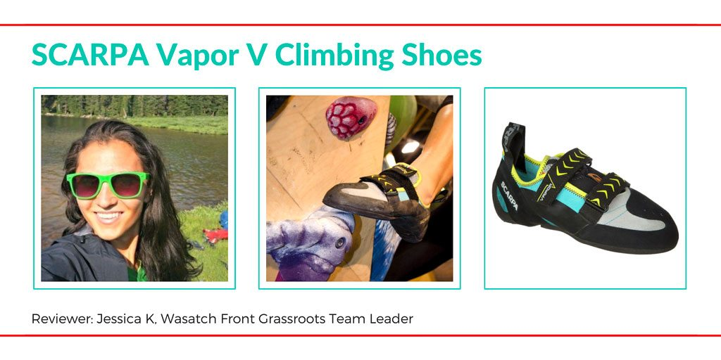 SCARPA Vapor V Climbing Shoes