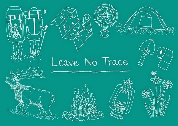 Leave No Trace Dispelling Myths