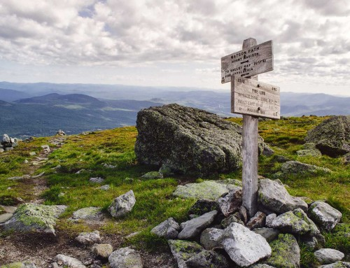Solo Hike: Finding fortitude on the Presidential Traverse