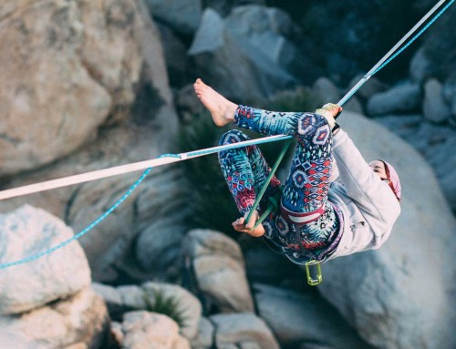 Climbing Photography: Snapping Through a Fear of Heights