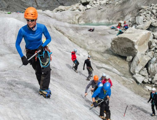 Grand Parcours: Helping Women Climb Mountains