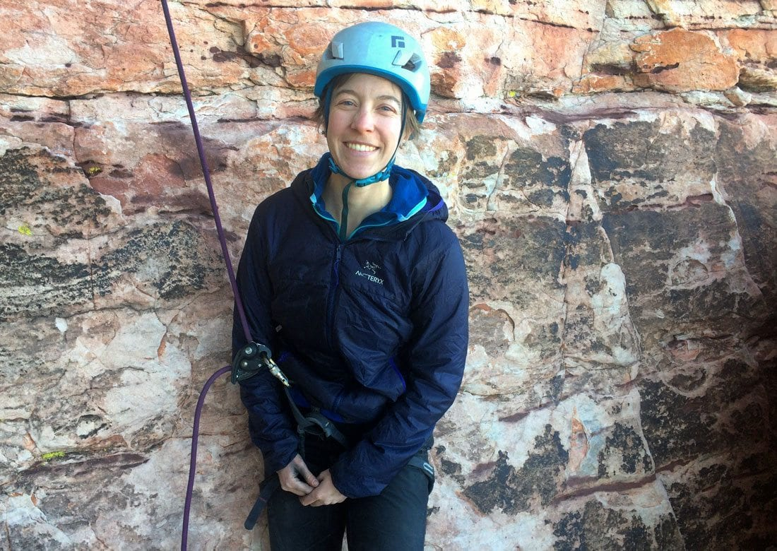 Climb Harder with Beginners - Belay