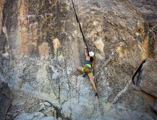 Want to Climb Harder? Go with Beginners