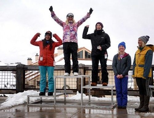 Snowboard Freeride World Qualifiers: Confidence in Competing