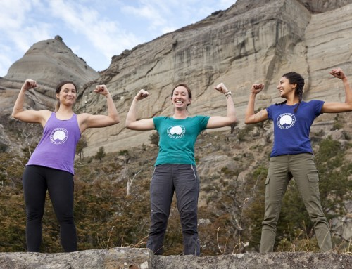 We Are All Outdoor Women: Lifting Our Voices Above Society's Ideal