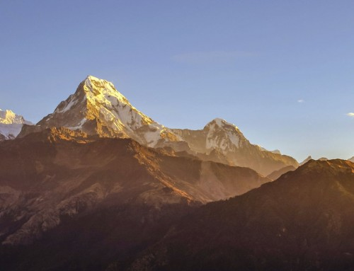 The Acceptance of Failure: Misadventures in Nepal
