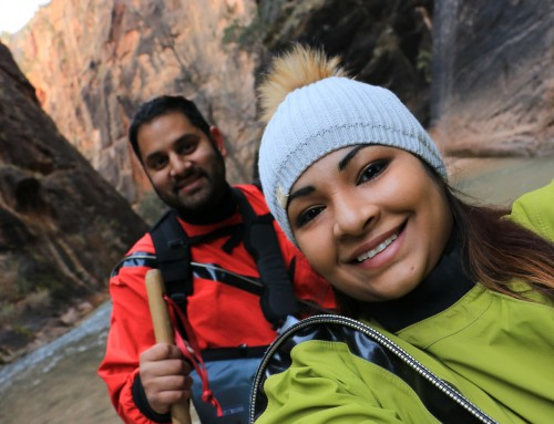 Diversifying the Outdoors: Brown People Camping