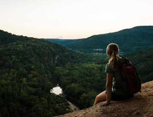 Sam's Throne: Discovering Arkansas Climbing in the Ozarks