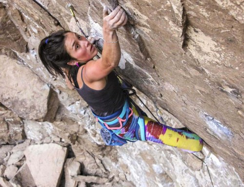 Falling is Progress: Lead climbing lessons in Patagonia's Piedra Parada